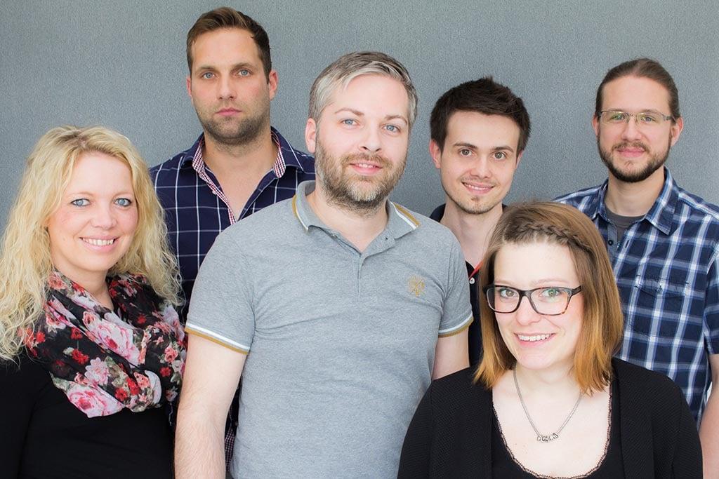 Das Team von RentalNet