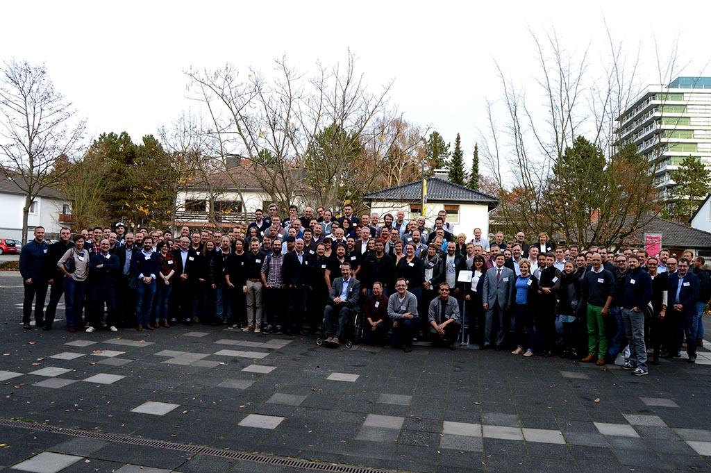 IBIT Fachtagung Veranstaltungssicherheit Gruppenfoto