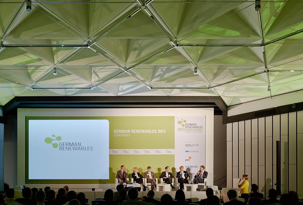 German Renewables Conference 2013