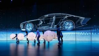 Mercedes Benz Konzept auf der IAA 2015