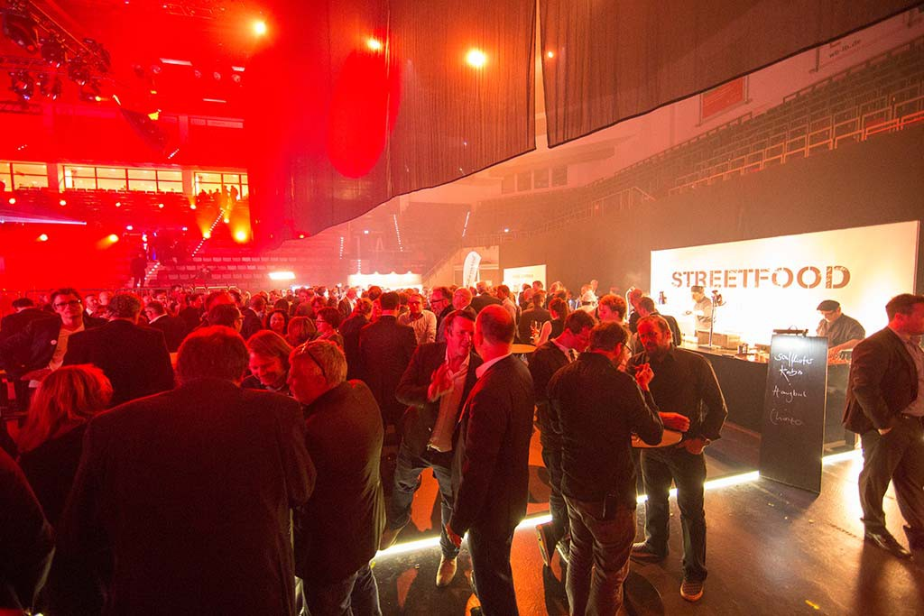 Networking beim FAMAB Award 2015