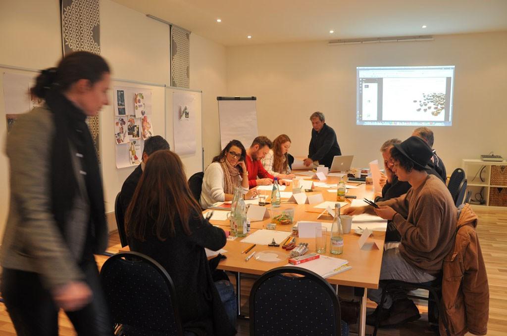Seminar der mt-academy for Eventdesign