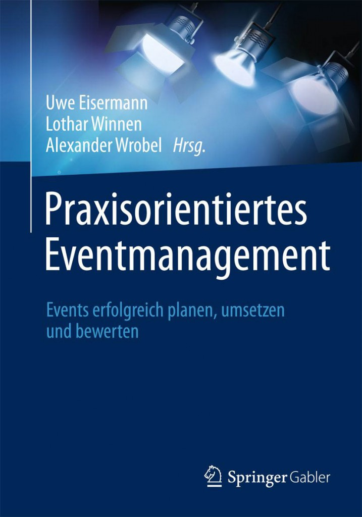 Titelbild: Praxisorientiertes Eventmanagement