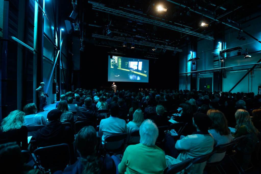 Publikum bei den Raumwelten 2015