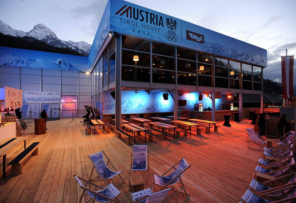 Austria Tirol House
