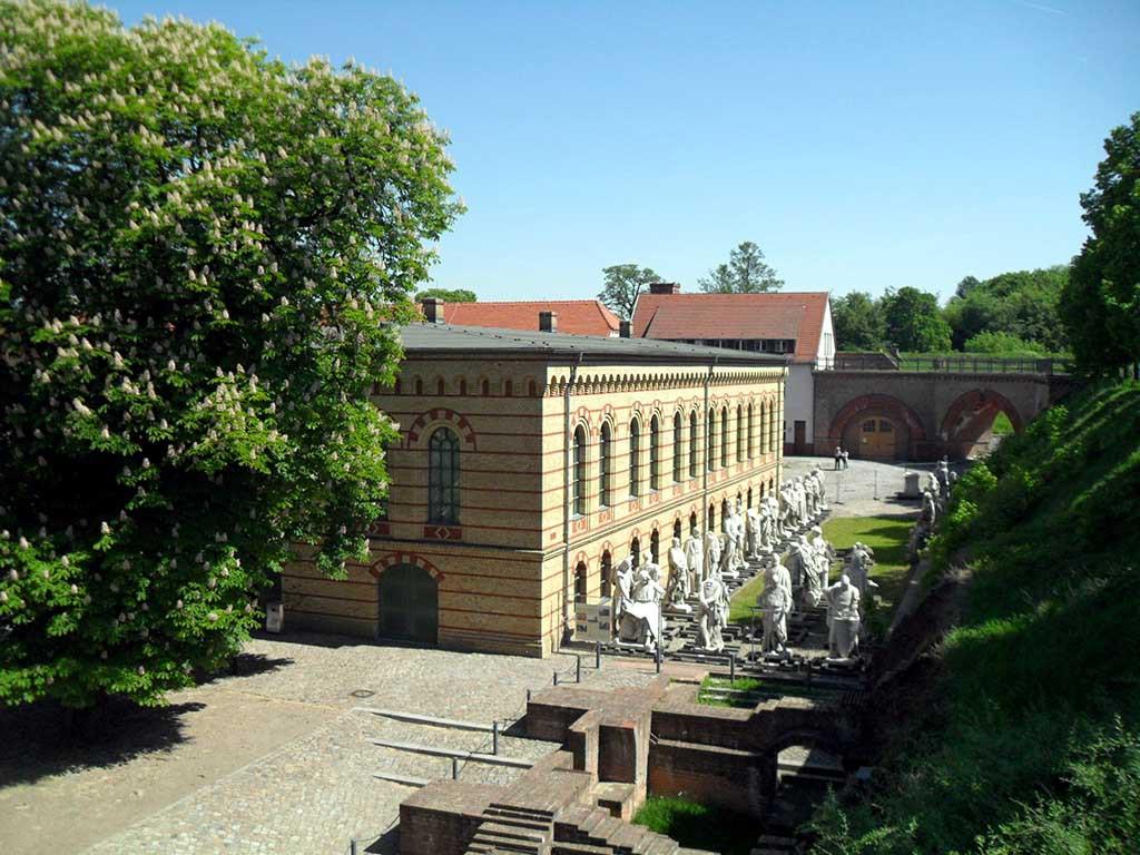 Zeughaus der Spandauer Zitadelle