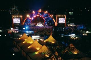 Open Air Event zu 250 Jahren Haniel