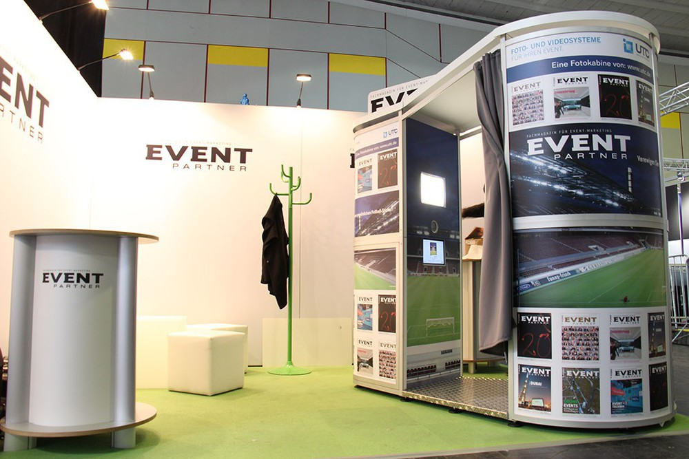 Event Partner Messestand
