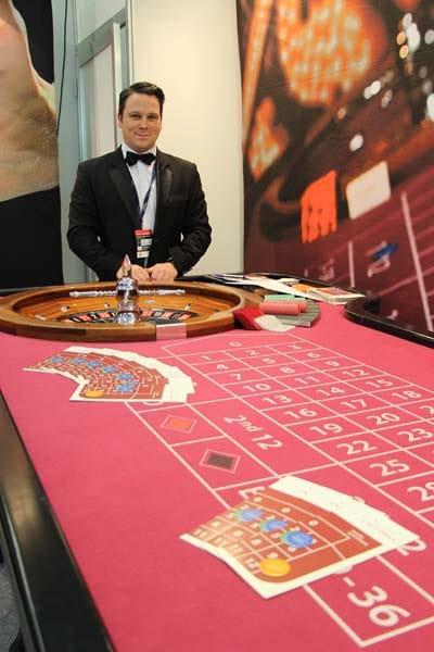 Casino Feeling auf der BOE