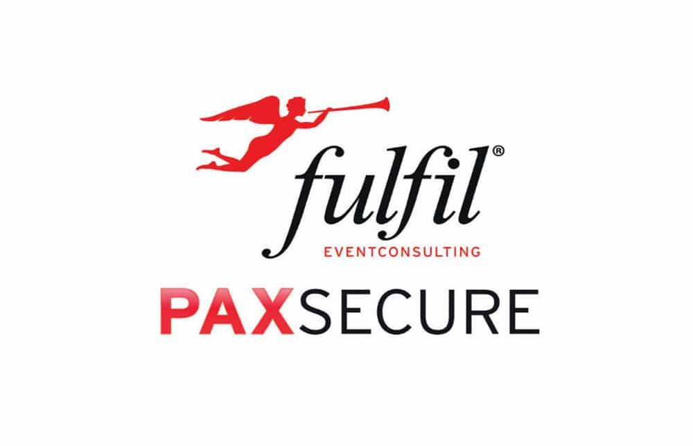 Logo: PAXSECURE von fulfil
