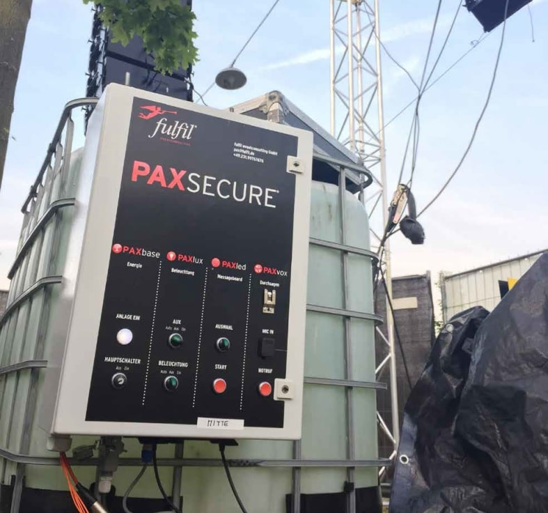 Paxsecure