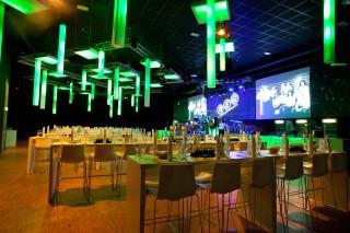 Festsaal beim REG-Jubiläum