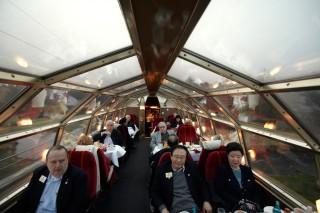 Rheingold-Domecar von Rail Event
