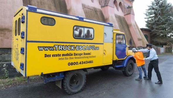 Truck Escape