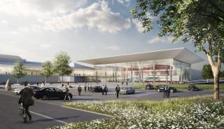 Westfalenhallen Dortmund im neuen Glanz