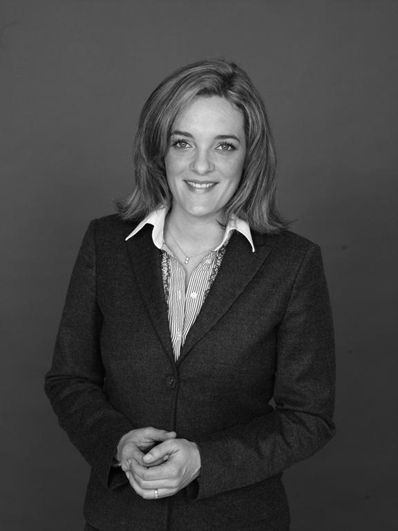 Anna Esche, geschäftsführende Gesellschafterin von fairconcept
