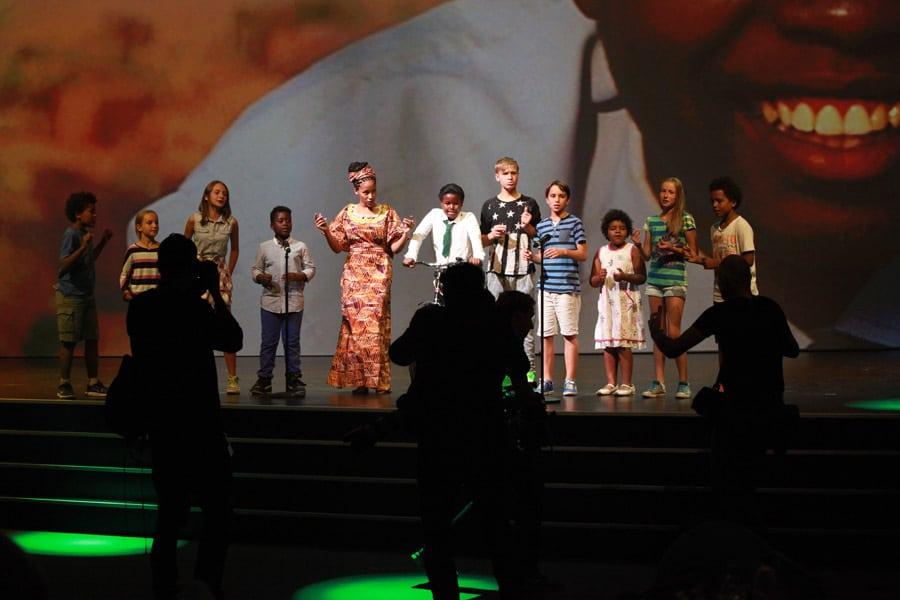 Multikultureller Kinderchor