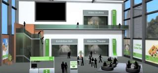 Plattform für virtuelle Events für ubivent