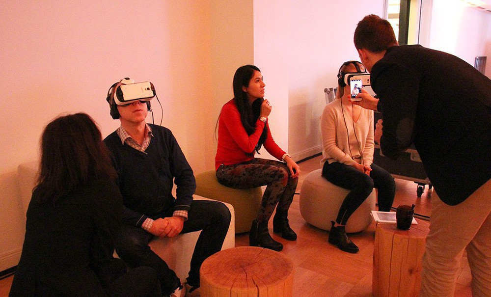 Virtual Reality mit dem Samsung Gear