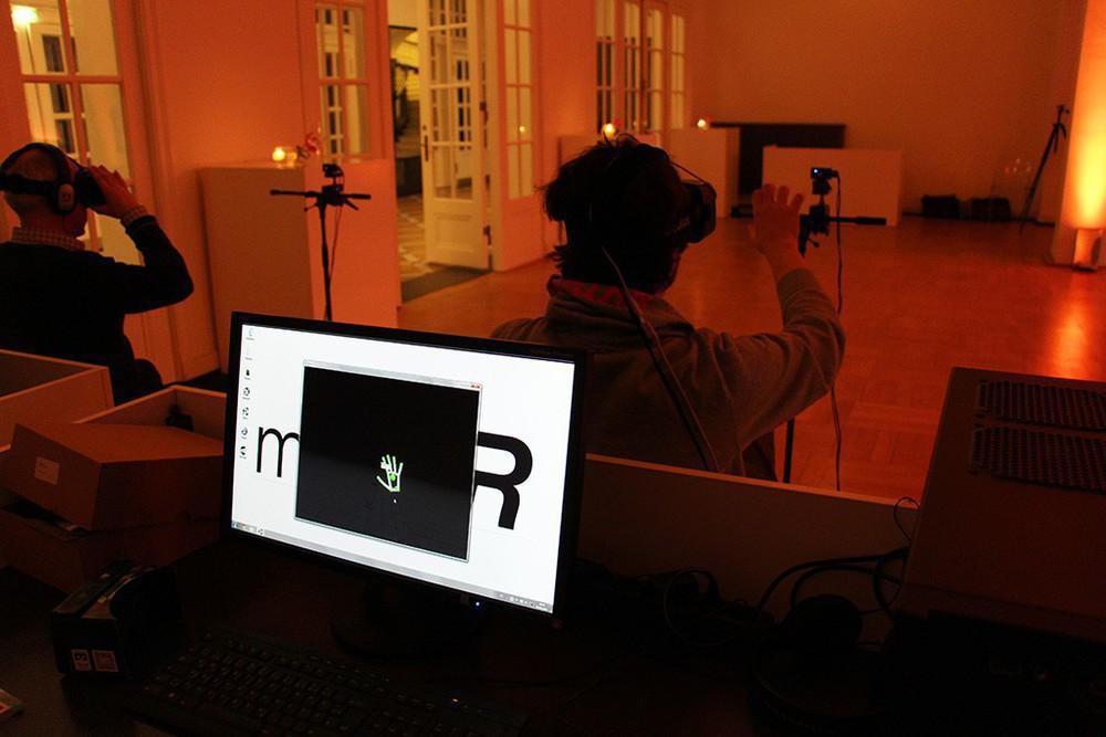 Virtual Reality mit Oculus Rift