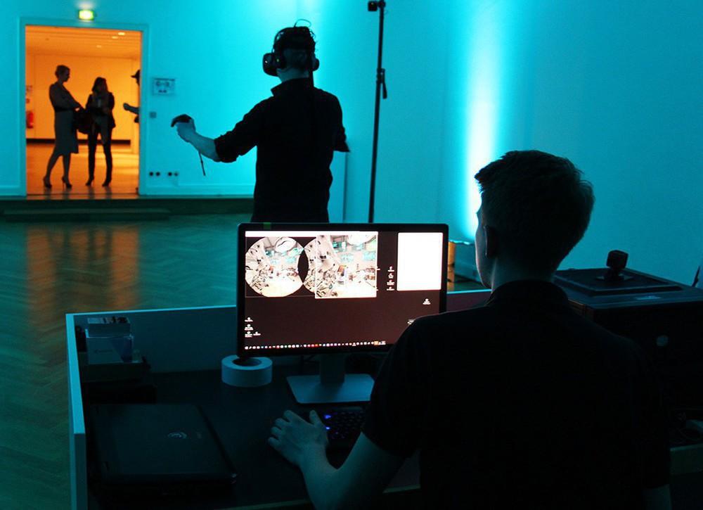 Virtual Reality mit HTC Vive