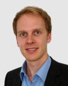 Philipp Miermeister, Forschungsingenieur am Tübinger Max-Planck-Institut für biologische Kybernetik (MPI)