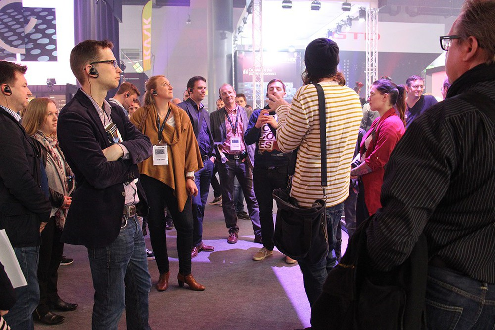 Event Partner Guided Tours