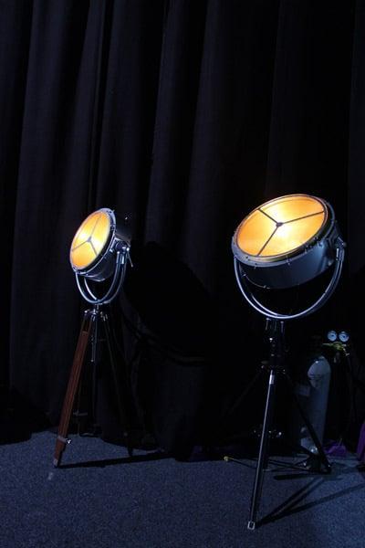 Robe Lampen