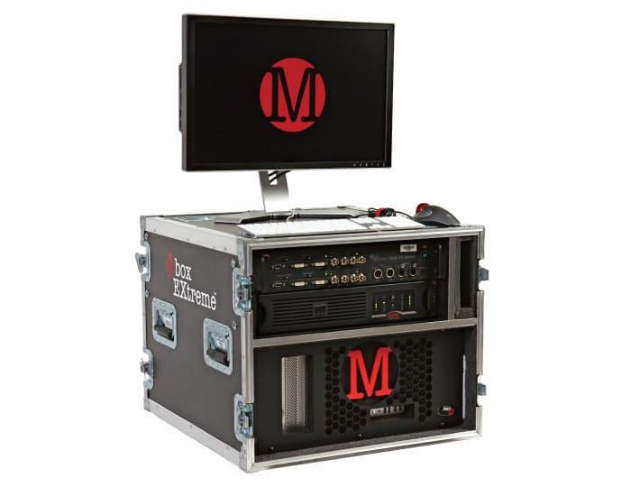 Mbox Media Server