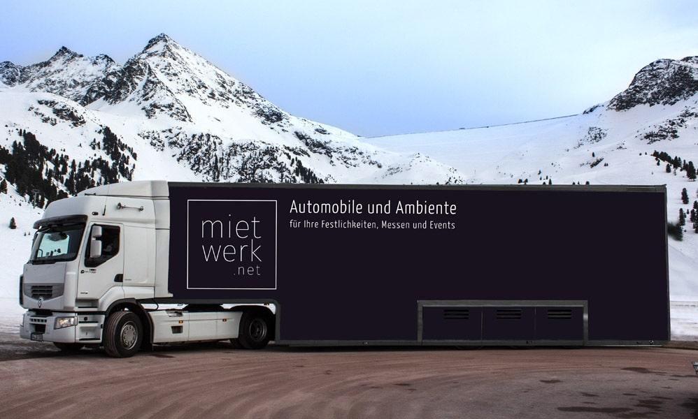 All-in-one-Truck von Mietwerk