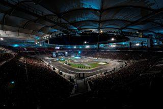 Mercedes-Benz Arena in Stuttgart