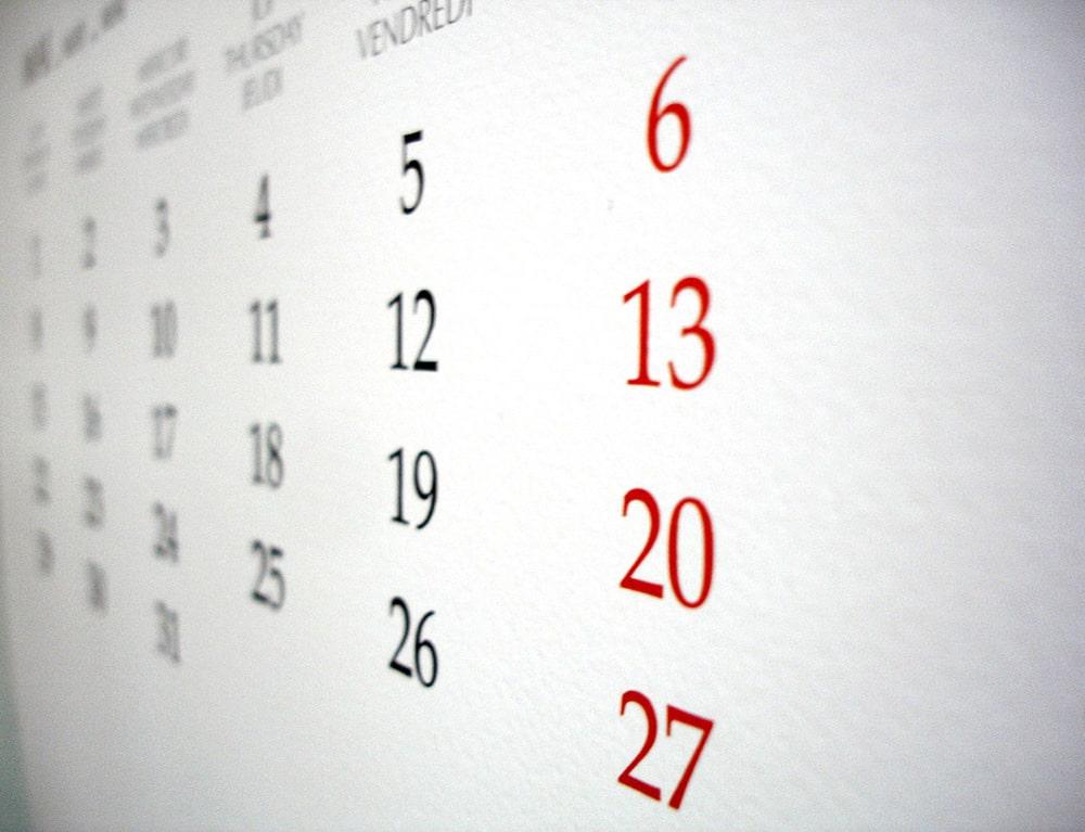 Tipps & Tricks: Das richtige Datum fürs Event auswählen | Event Partner