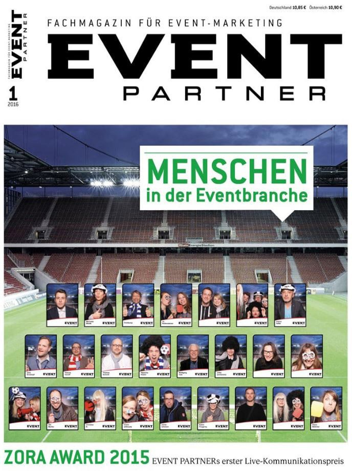EVENT PARTNER Cover 1.2016