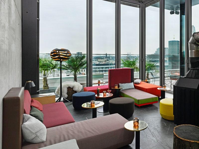 Monkey Bar im 25 Hours Hotel
