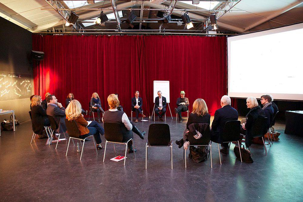 Seminar im Scharlatan Theater