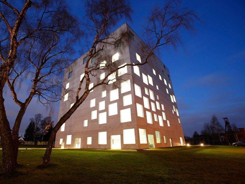 SANAA Gebäude in Essen