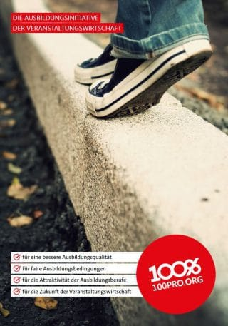 Ausbildungsinitiative 100 Pro