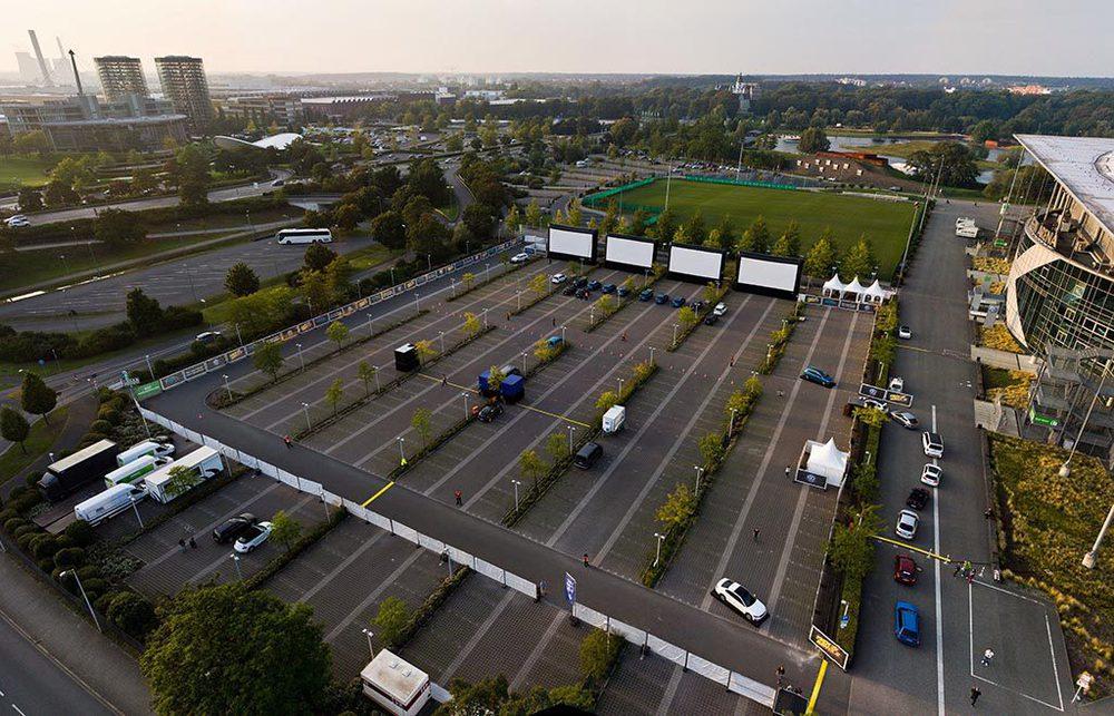 Autokino Wolfsburg