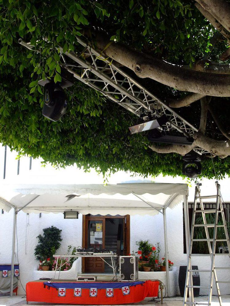Veranstaltungstechnik made in Spain