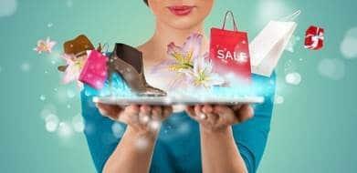 Shopping-Traum