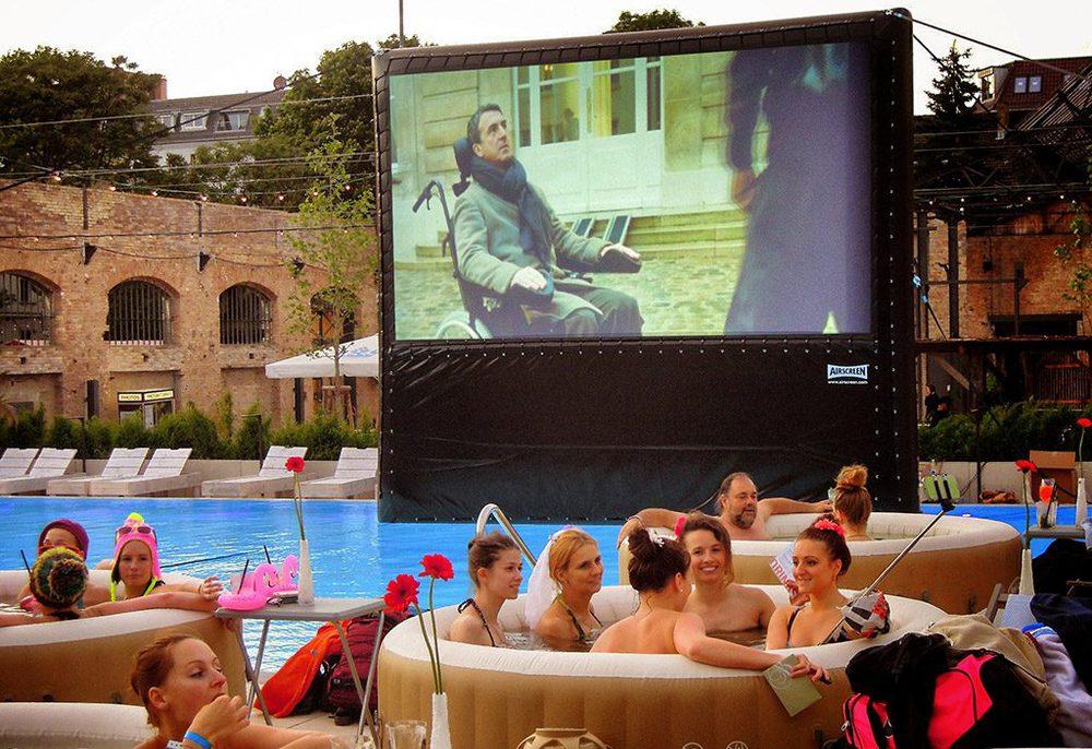Whirlpool Cinema in Berlin