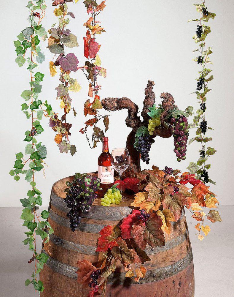 Wein-Fest-Dekoration von Deko Woerner
