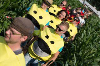 Joke Event Summercamp: Human Pac-Man