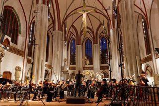 3D-Recording in der Berliner Nicolaikirche