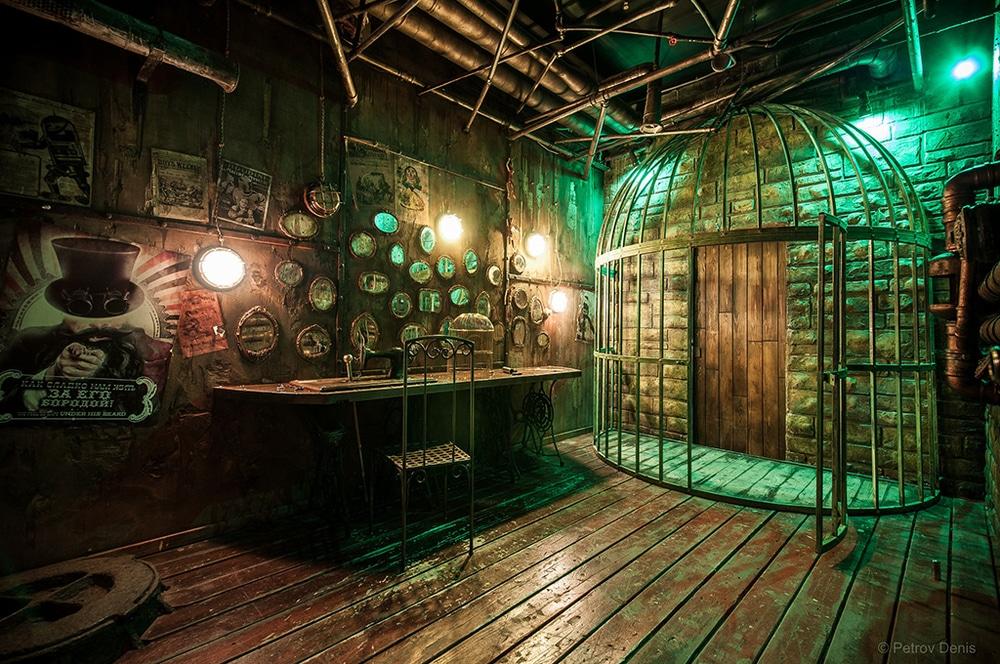 Final Escape Room