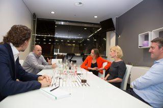 RoundTableTalk Teilnehmermanagement