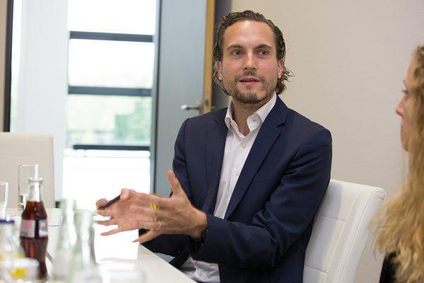 Prof. Dr. Cai-Nicolas Ziegler
