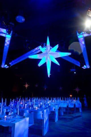 Weihnachtliches Event