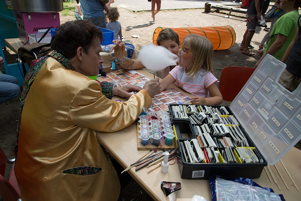 Kölner Kinderflüchtlingsfest