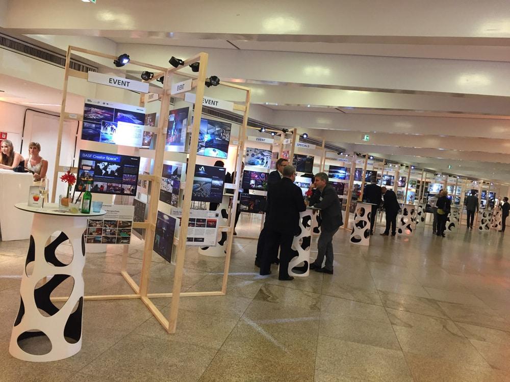 FAMAB Award 2016 Ausstellung